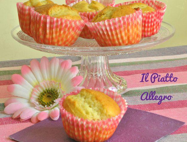 Mini-muffin alla ricotta
