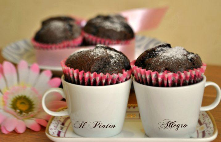 Muffin noir