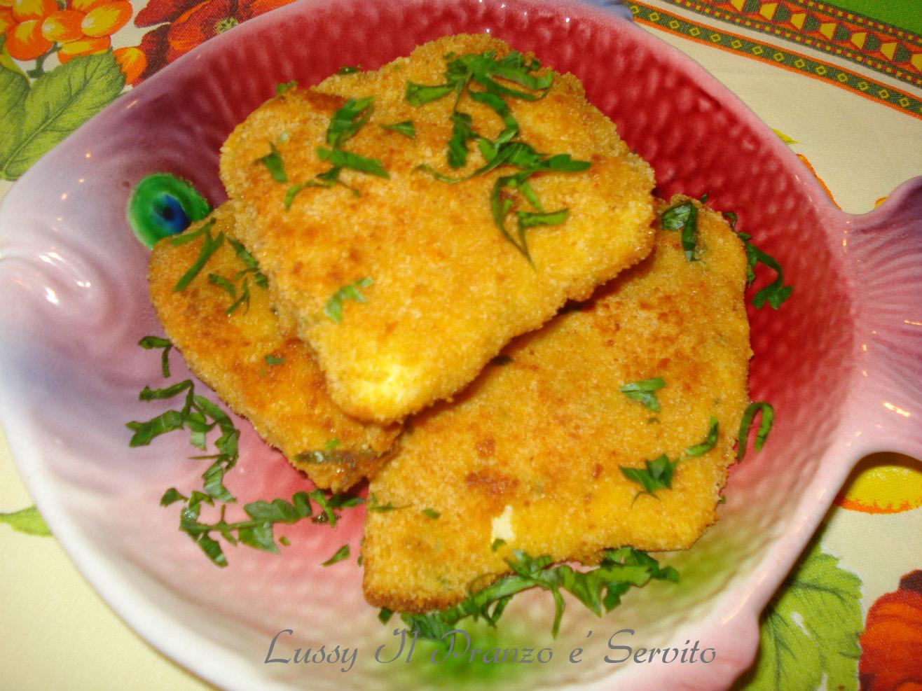 Pesce persico doppia impanatura un secondo di pesce molto - Cucinare pesce persico ...