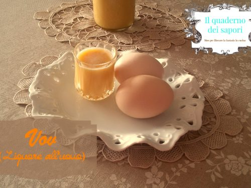 Vov (liquore all'uovo)