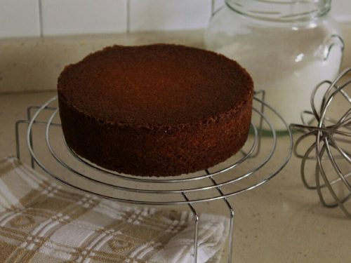 Base per torte facile (ricetta senza burro)