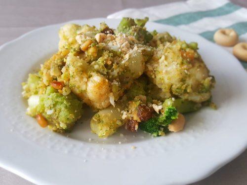 Mix di broccoli saltati