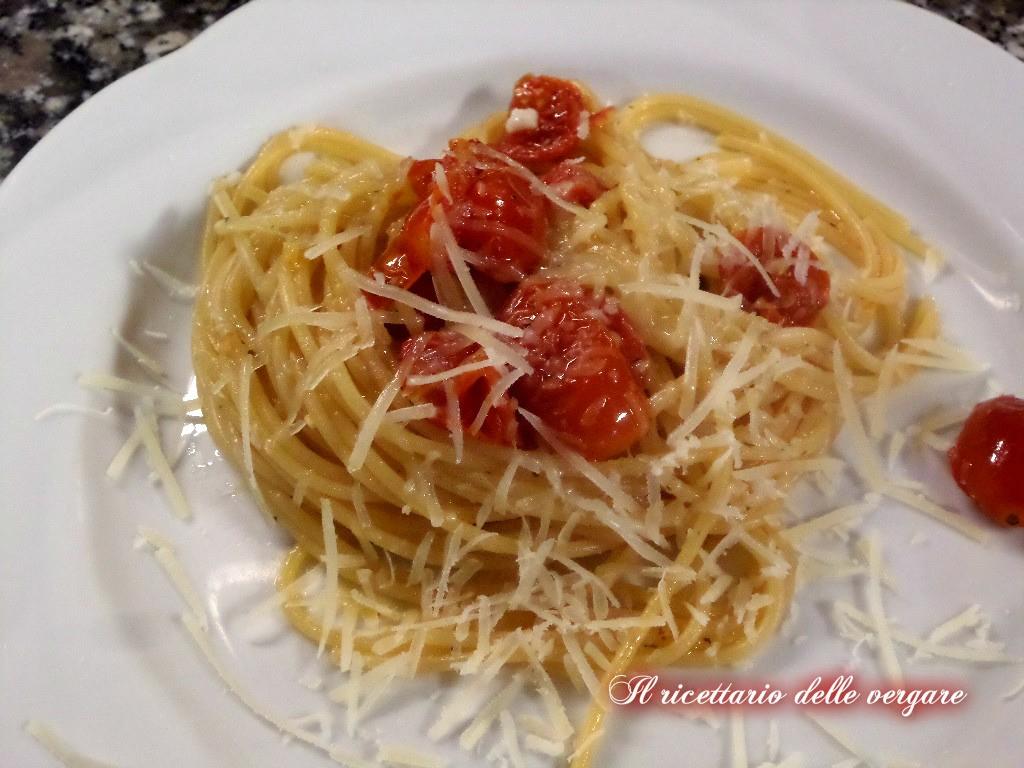 Spaghetti alla sammartinese