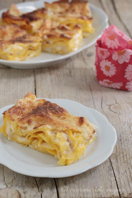 lasagna ai formaggi