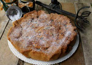 torta con marmellata