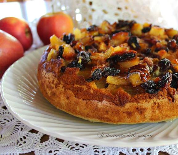 dolce mele e uvetta
