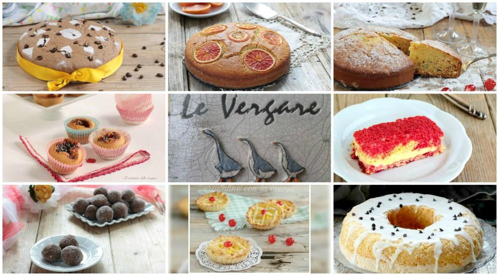 I dolci delle feste ricette facili