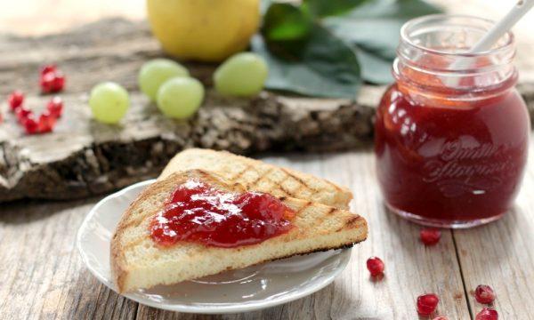 Confettura  di frutta mista autunnale