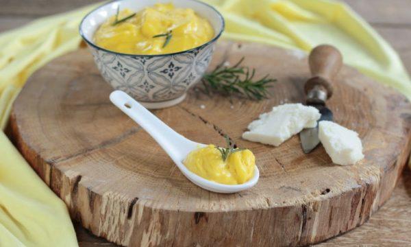 Salsa zabaione salato (ideale per il fritto)