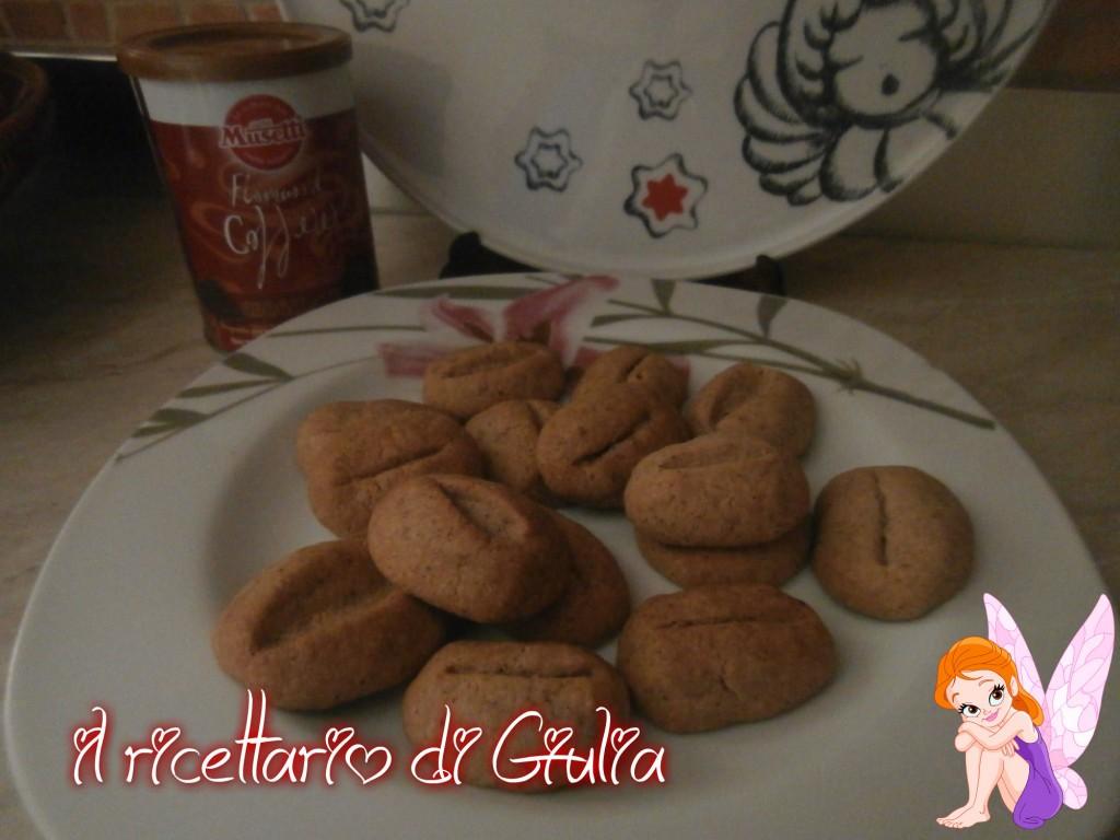 biscotti flavoured