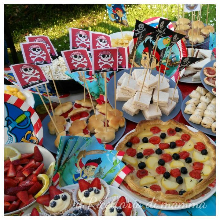 Pirati: Festa a tema per bambini