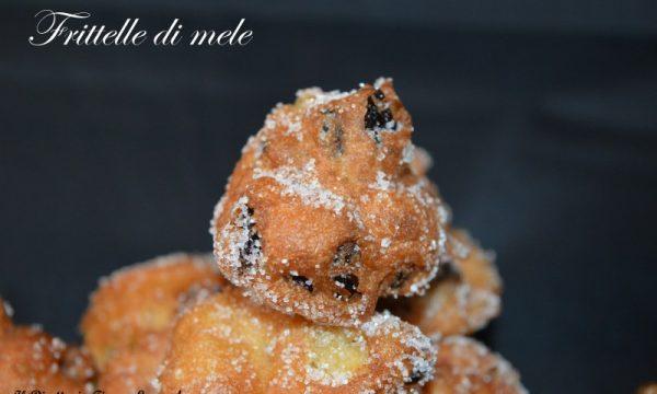 Frittelle di mele di Iginio Massari