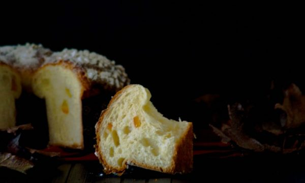 Pan dolce all'arancia