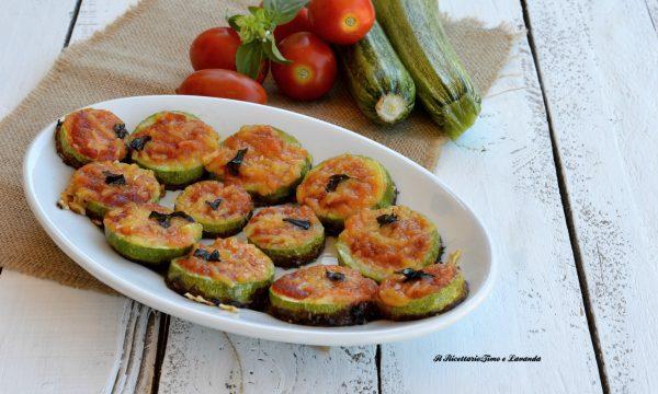 Pizzette di zucchine gustose