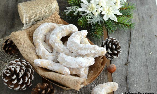 Vanillekipferl senza glutine