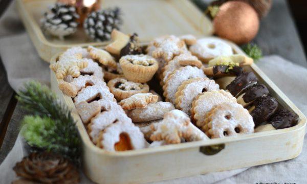 Biscotti di Natale classici e senza glutine