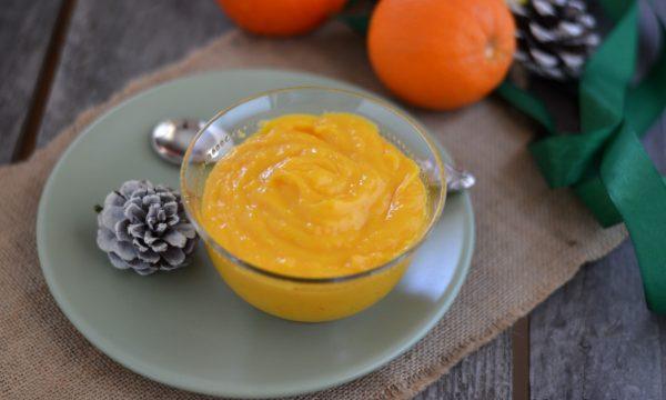Orange curd – veloce con amido
