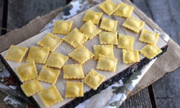 Raviolini senza glutine da brodo