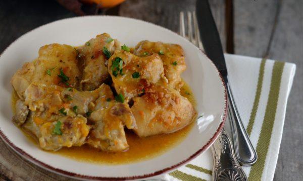 Pollo all'arancia – ricetta veloce