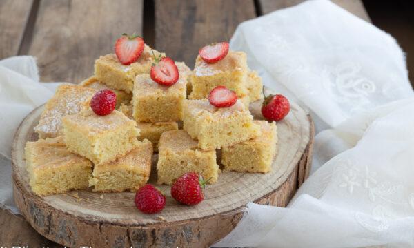 Madeira cake di Nigella Lawson