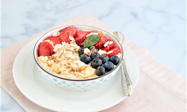Porridge di miglio
