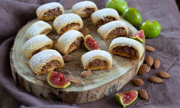 Biscotti ai fichi senza glutine