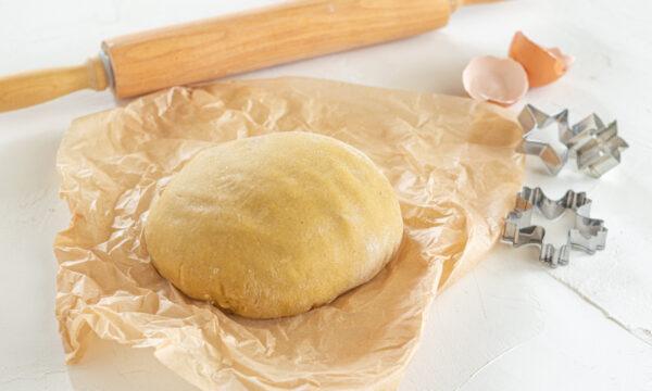 Pasta frolla rustica senza glutine