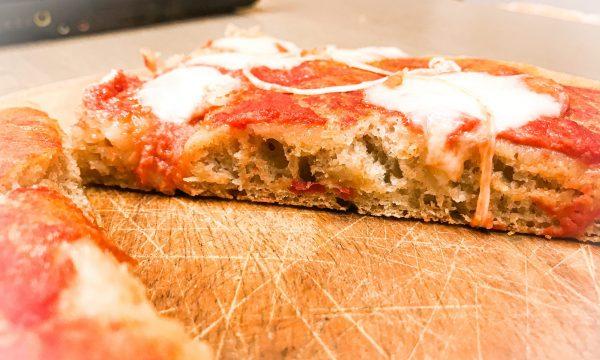 PIZZA A LUNGA LIEVITAZIONE (BONCI)