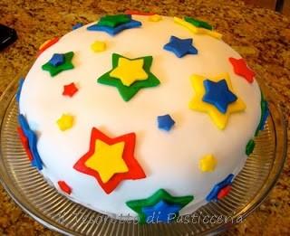 Decorazioni per torte e dessert il tesoretto di - Decorare frigorifero ...