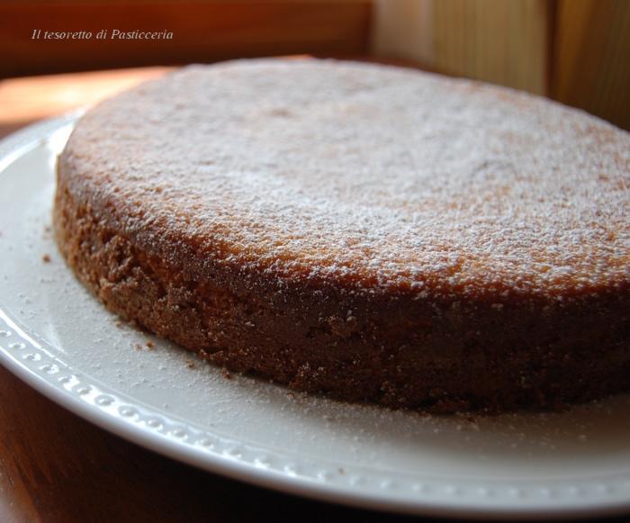 Torta spagnola de Santiago