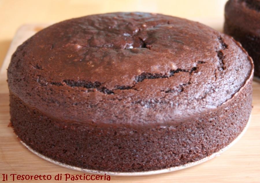 Torta semplice al mascarpone e nutella