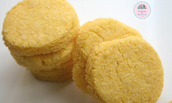 Ricetta biscotti gialletti