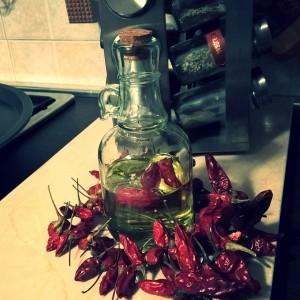 Peperoncini - Olio piccante