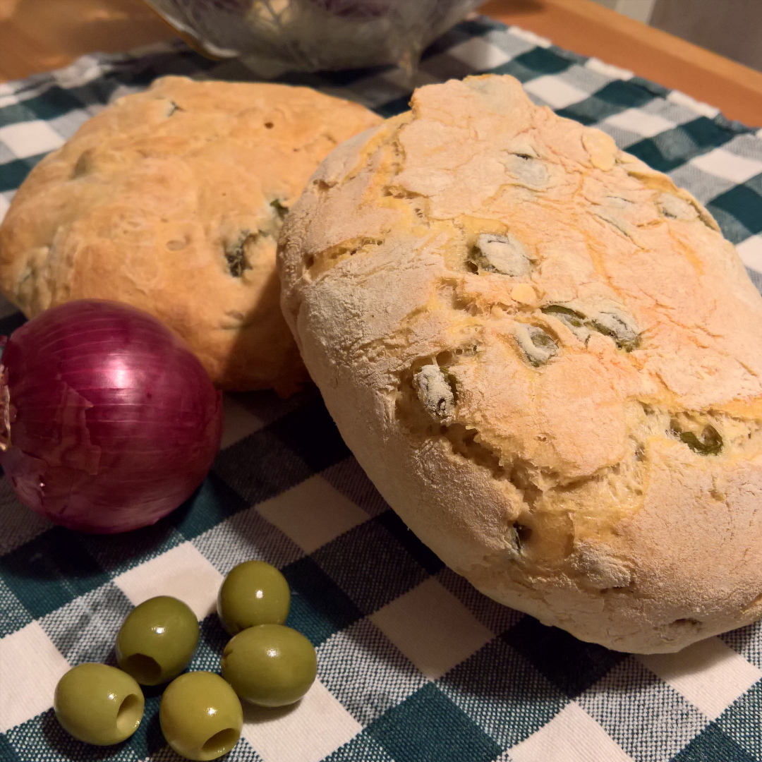 Olive - Pane Fresco alle Olive