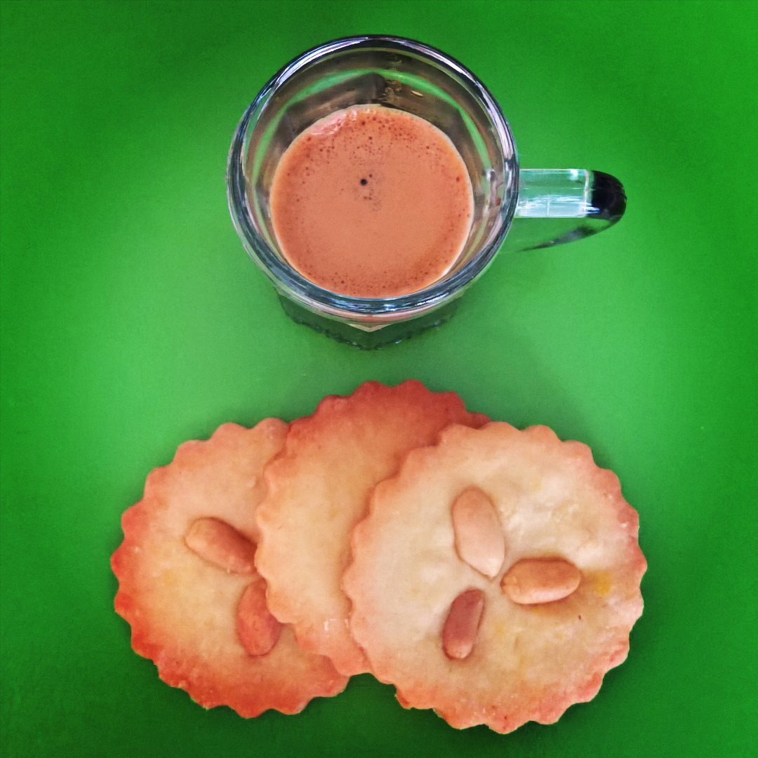 Arachidi - Biscotti di Frolla & Arachidi