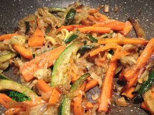 Zucchine ripiene vegane2