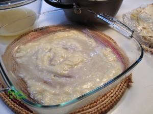 lasagne vegane di pane Guttiau, verza e bocconcini di soia6