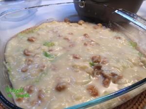 lasagne vegane di pane Guttiau, verza e bocconcini di soia9