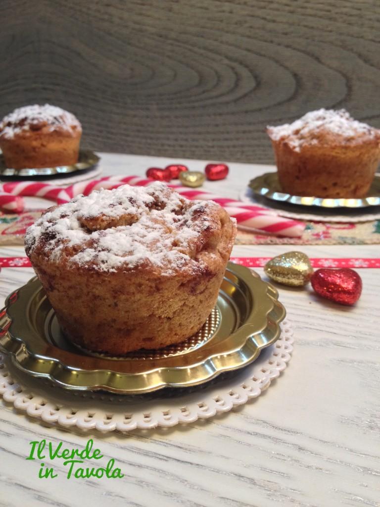 muffin vegani con mele e spezie4