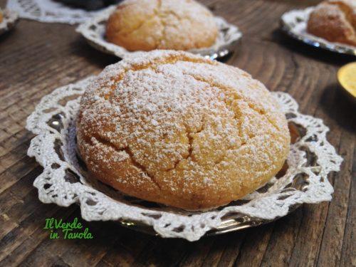 Biscottoni di mais macinafatto al profumo di fave di Tonka
