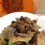 lenticchie, carciofi e zucca4