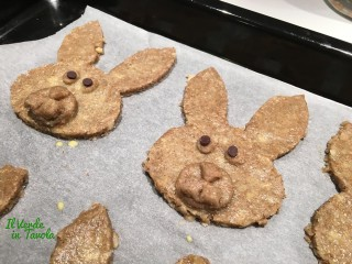 Coniglietti alle mandorle