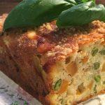 plum cake verdure e provolone1