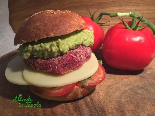 Burger vegani di barbabietola e lupini – videoricetta