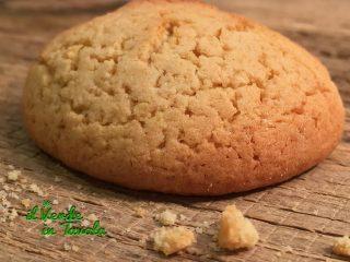 Biscotti da colazione con farina di farro e mais