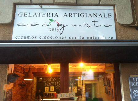 ConGusto, il gelato vegano a Barcellona