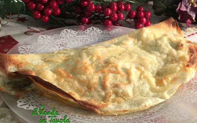 Crepes con carciofi e mozzarella – ricetta golosa