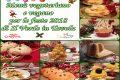 Menù vegano e vegetariano per le feste 2018 le ricette