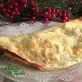 Crepes con carciofi e mozzarella - ricetta golosa