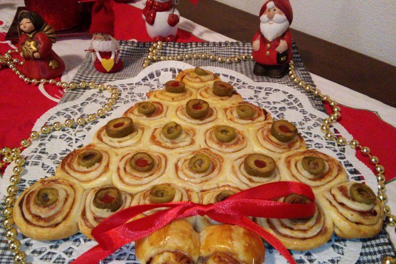 Albero di Natale di Sfoglia